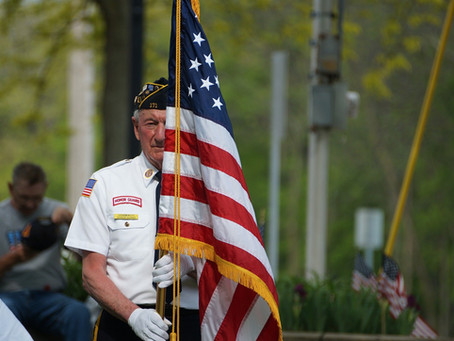 Veterans Day Pays Homage To All Veterans