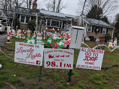CT Has No Shortage Of Holiday Light Displays