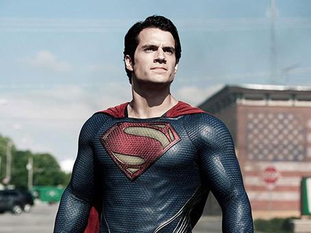 Henry Cavill Regains his Power as Superman