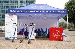 Atelier prévention trottinette électrique