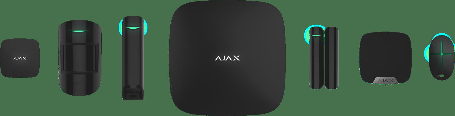 Ajax Wireless security system