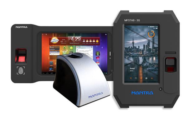 Mantra-Biometric-Fingerprint-Sensors- Mantra- Secure Service Plus - Bangalore