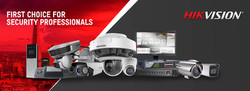 Hikvision Camera Collection