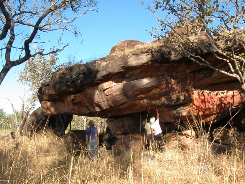 Black Tracks Kimberley Art Tours