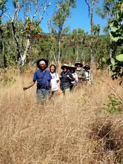 BlacBlack Tracks Kimberley Art Tours
