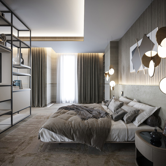 FA Master Bedroom
