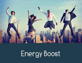 Energy boost High energy