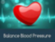 Balance blood presure naturally