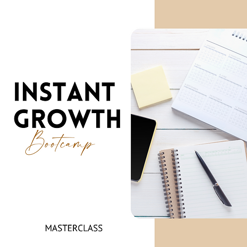 Instant Growth Bootcamp
