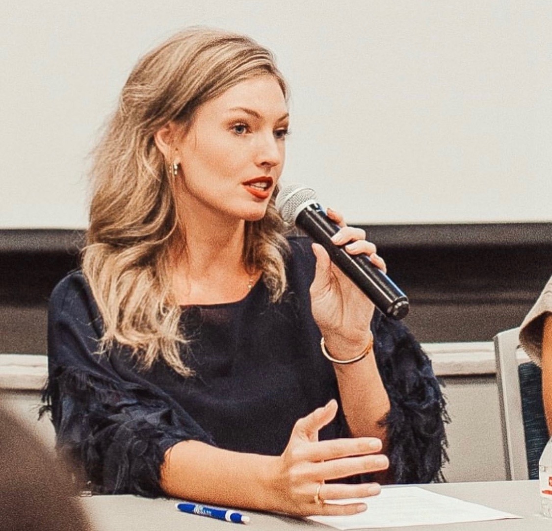 Natasha Overin, public relations, PR, Spokesperson