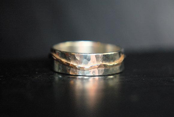 Bespoke Gold Wedding Ring Service (deposit)