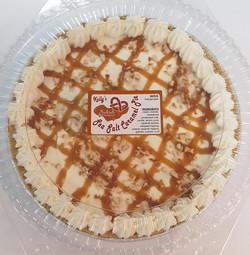Kelly's Sea Salt Caramel Pie