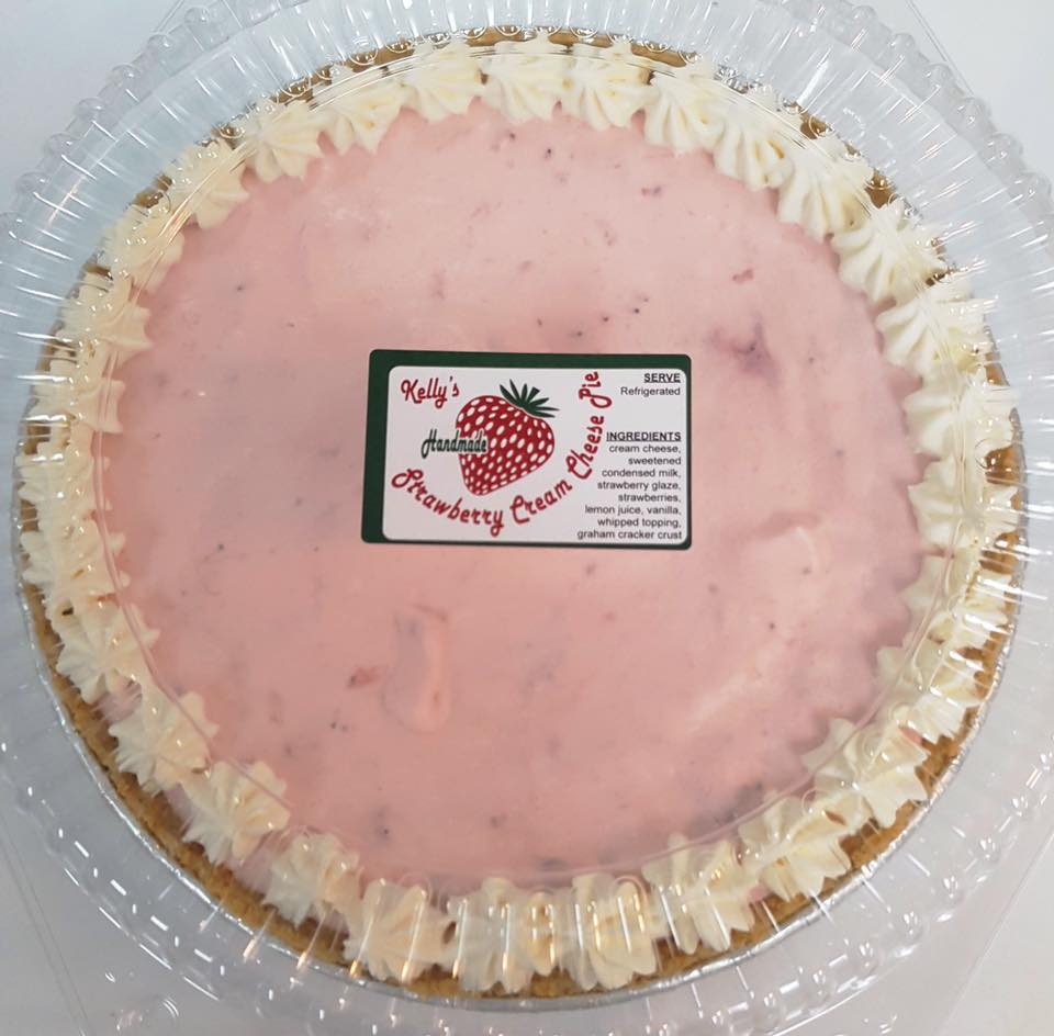 Kelly's Strawberry Pie