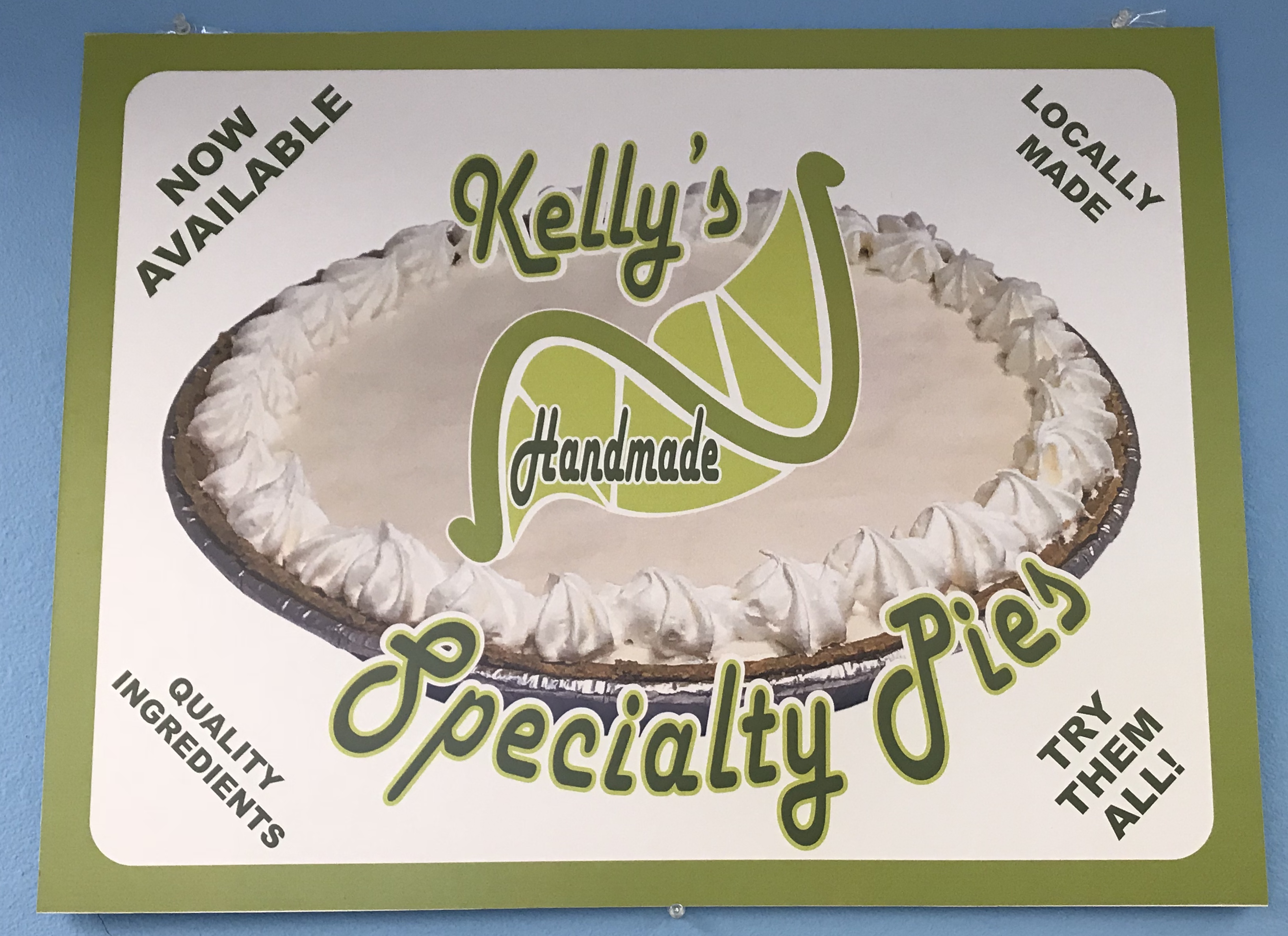 Kelly's Pies