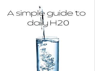 My Top 10 Hacks To Help Keep You Hydrated - A Simple Guide to Daily H2O