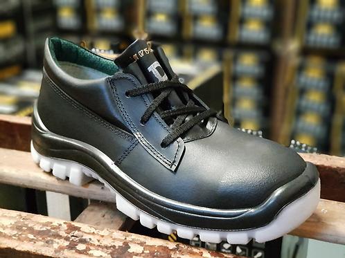 Zapato de seguridad economico con puntera de acero