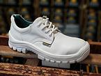 Zapato de seguridad Blanco