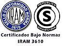 certificacion Iram