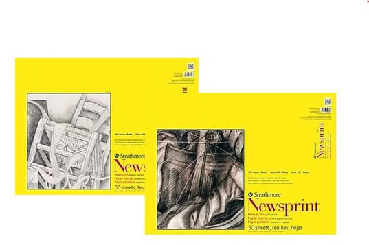 Strathmore Newsprint Pads