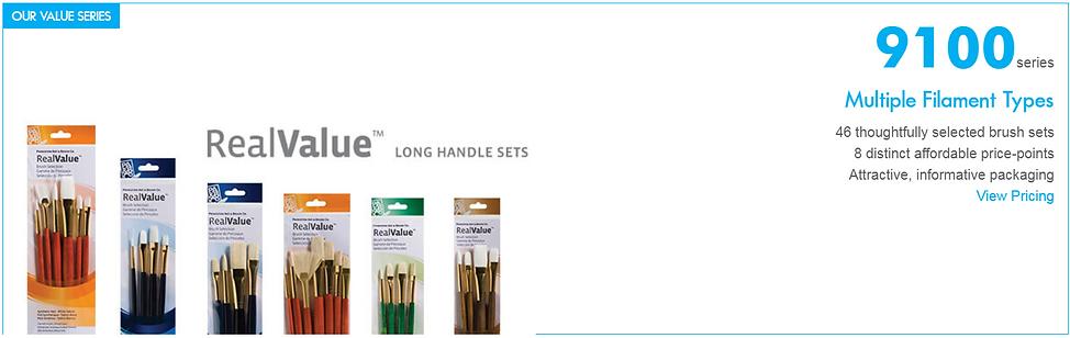 Brush Value Sets