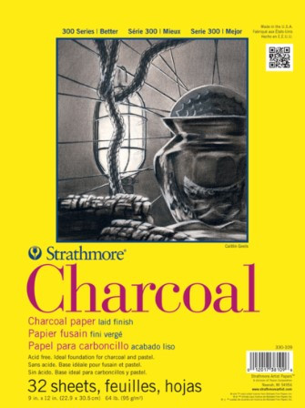 Strathmore Charcoal Pads