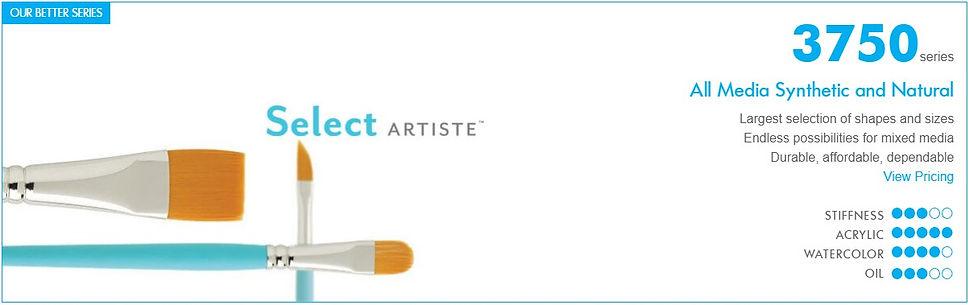 Princeton Select Mixed-Media Brush