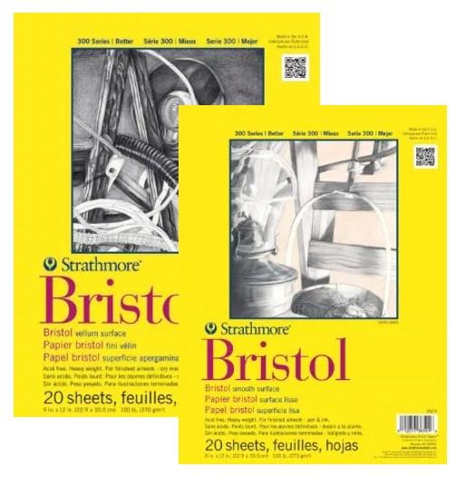 Strathmore Bristol 300 Pads