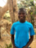 Solomon Blango