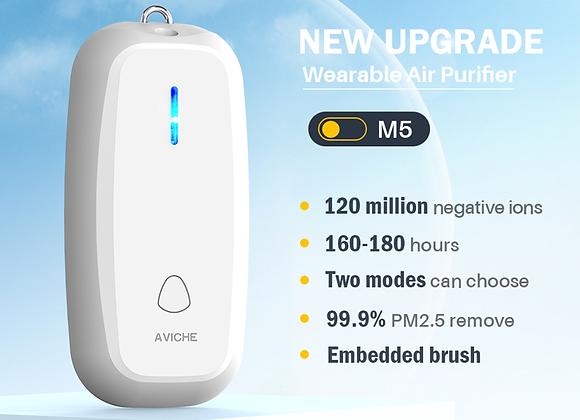 All New Aviche M5 White