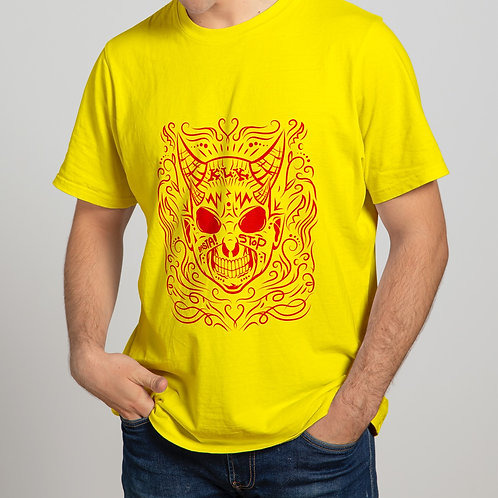 Camiseta Diablo Calaka (Hombre)