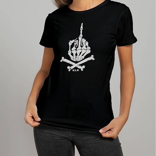 Camiseta Calaka dedo (Mujer)