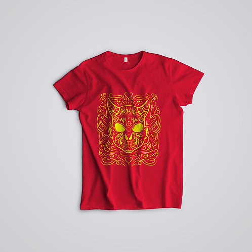 Camiseta Diablo Calaka (Mujer)