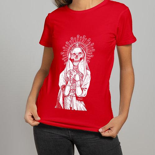 Camiseta Santa la Muerte Calaka (Mujer)