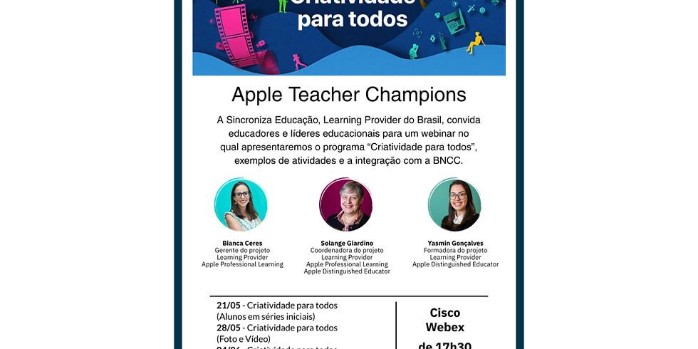 Apple Teacher Champions