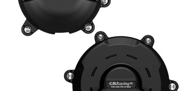 GB Racing Secondary Engine Cover Set - Ducati V4/S 2018+