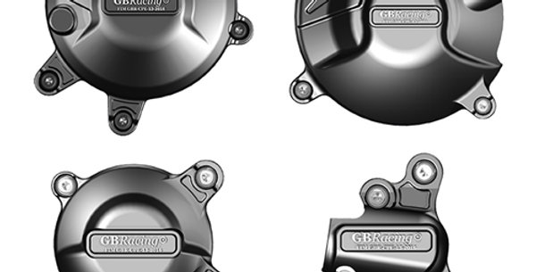 GB Racing Secondary Engine Cover Set - Yamaha FZ/MT-09 2014+