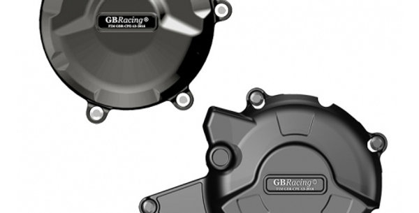 GB Racing Secondary Engine Cover Set - Ducati Panigale 959 2016-2019
