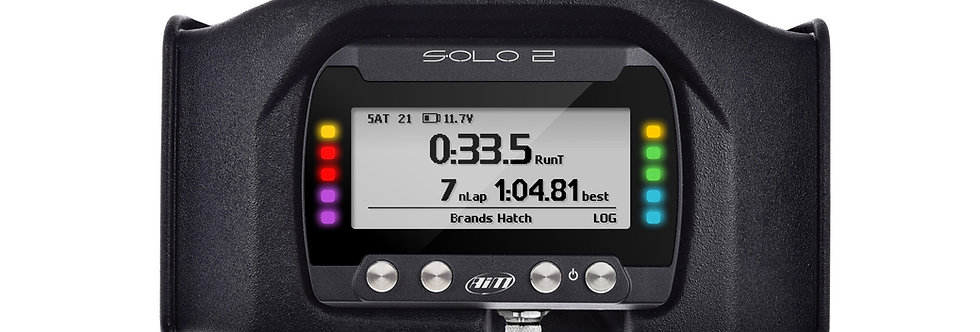 AiM SOLO 2/DL Bar Pad for Handle Bars