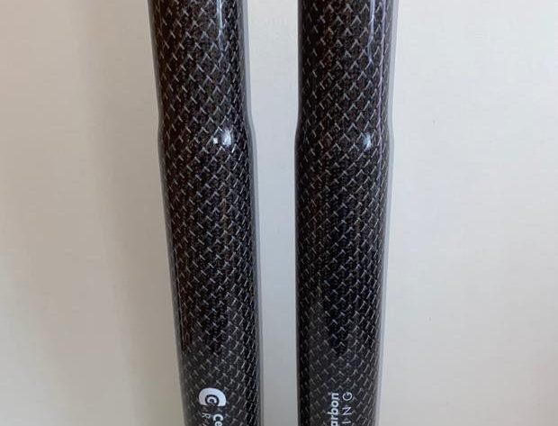 CeraCarbon USD Outer Fork Tubes