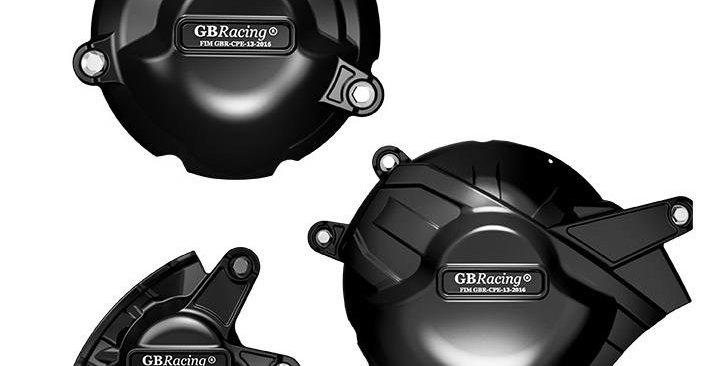 GB Racing Secondary Engine Cover Set - Suzuki GSXR-1000 2017+