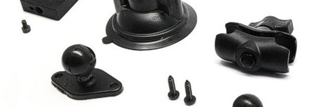 AiM BULLET CAM: SmartyCam GP HD - Suction cup Kit