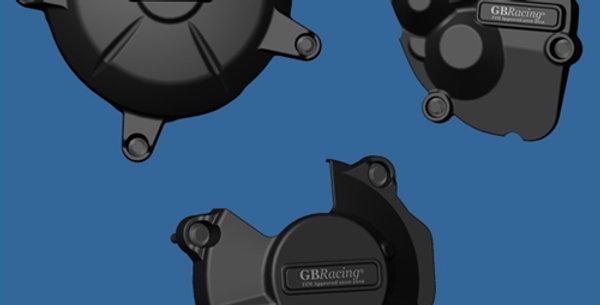 GB Racing Secondary Engine Cover Set -Kawasaki ZX6R/6R 2013+