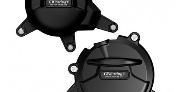 GB Racing Secondary Engine Cover Set - KTM RC390/390D 2016+