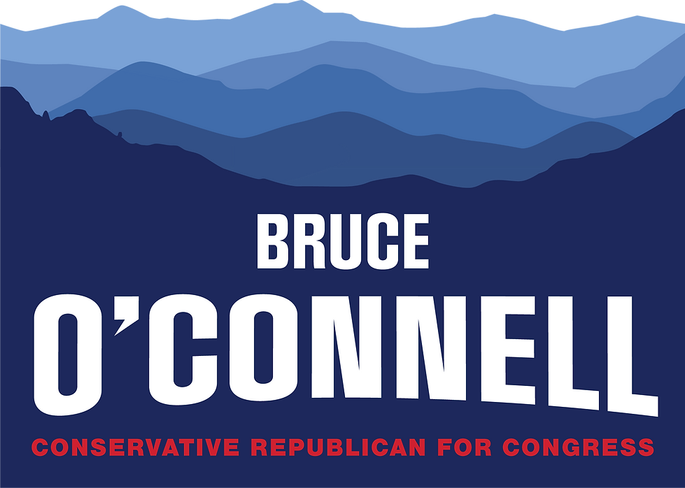 Bruce O'Connell Conservative Republican For Congress North Carolina