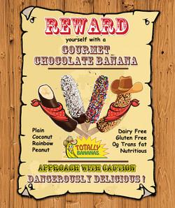 Reward Poster - Small RGB