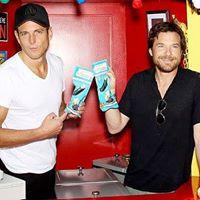 Jason Bateman & Will Arnett