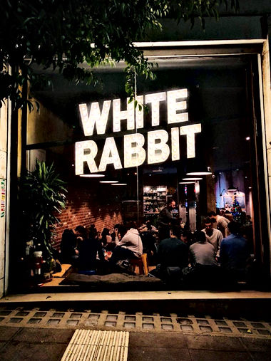 White Rabbit Origin