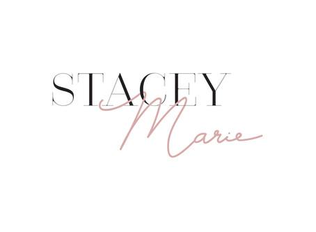 Stacey Marie Logo Design:        New Salon in Newton, MA