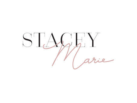 Stacey Marie Logo Design:        New Salon in Newton, MA