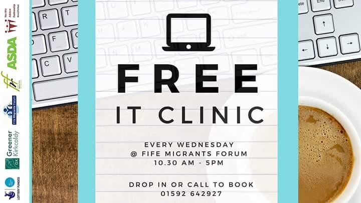 Basic Digital Skills - Fife Migrants Forum